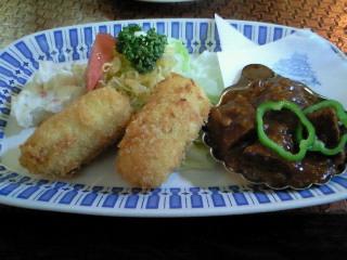 今日の昼飯+α