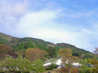 富士見は良い天気