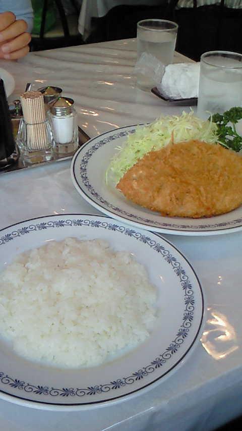今日の昼飯(追記予定)